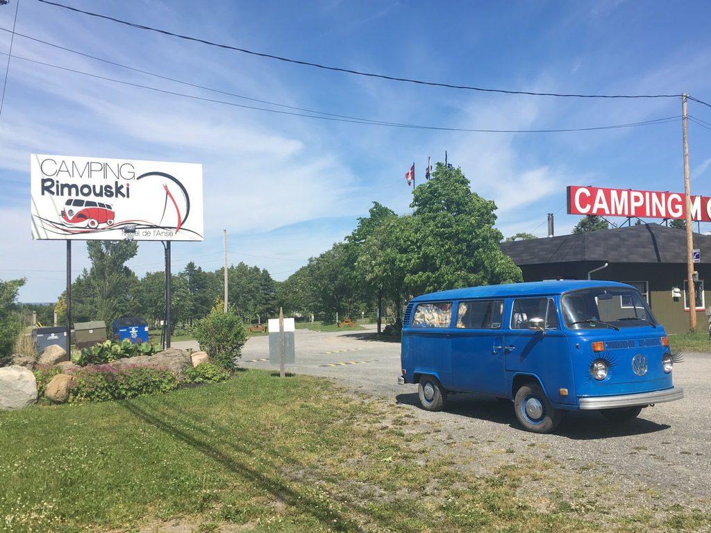 Album photo camping rimouski et motel de l 39 anse for Le bic motel